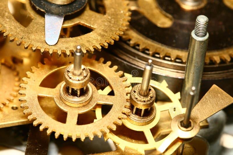 齿轮时间 库存图片