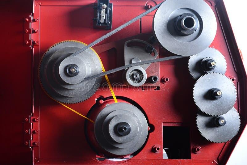 齿轮设备 库存图片