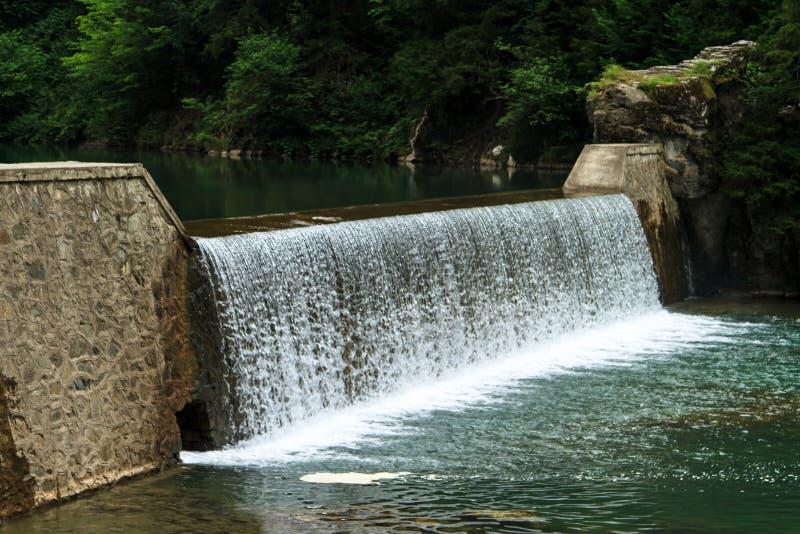 龙湖在特拉布松 免版税库存照片