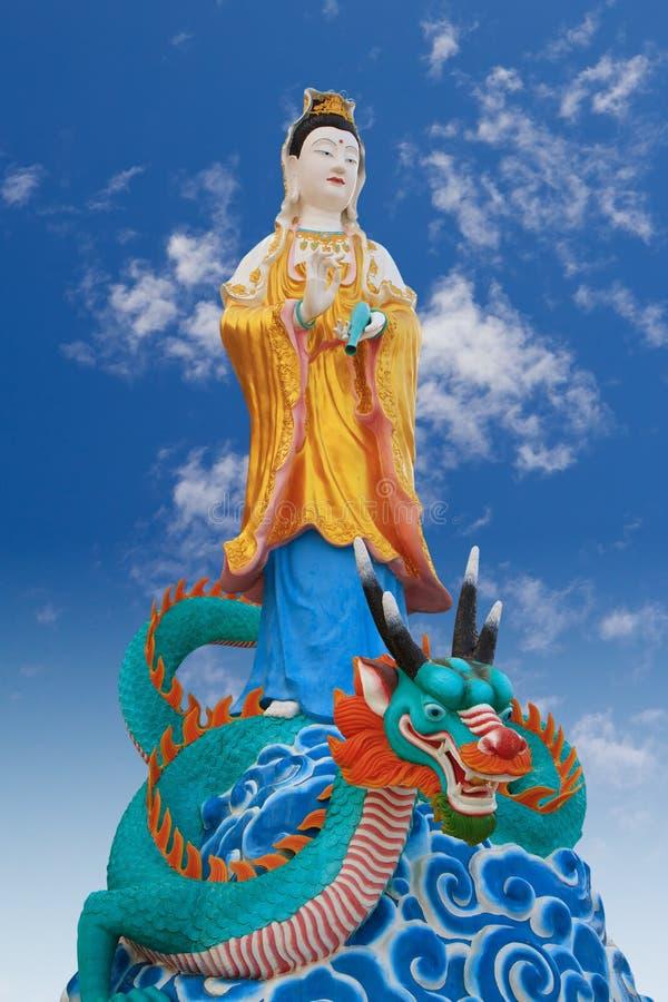 Download 龙绿色guan骑马yin 库存照片. 图片 包括有 发芽, 相信, 符号, 汉语, 传统, 宗教信仰, 空白 - 22355334