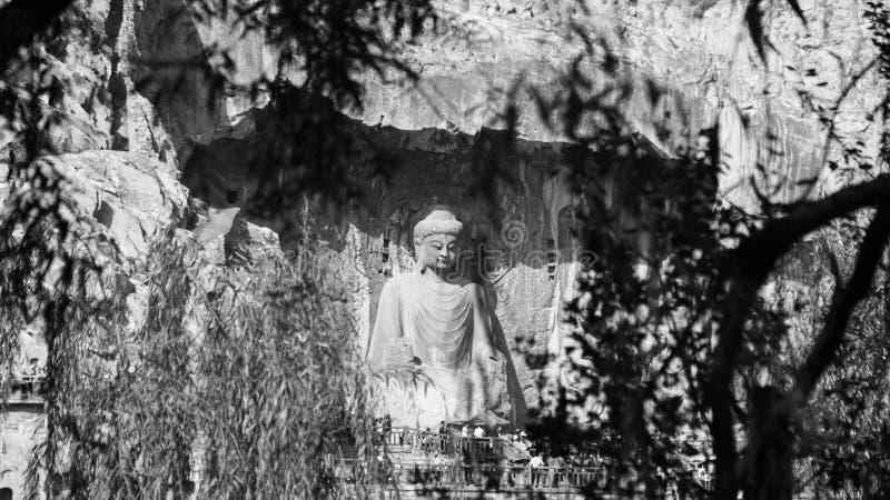 龙门石窟,洛阳,河南Provinceï ¼ ŒAsiaï ¼ ŒChina 库存照片