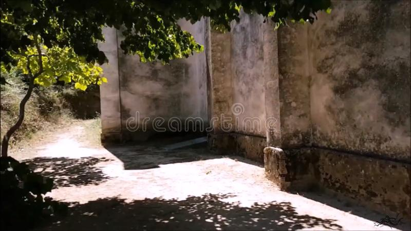 ️ eXploration 6 🌟 Church Saint Nicolas {Pitretu, Bicchisgi} (Corsica) [France] 🌌 Monument royalty free stock image
