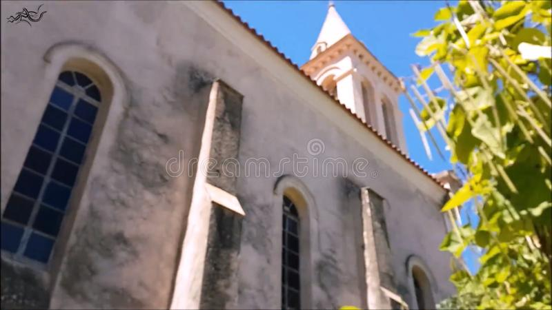 ️ eXploration 6 🌟 Church Saint Nicolas {Pitretu, Bicchisgi} (Corsica) [France] 🌌 Monument royalty free stock photos