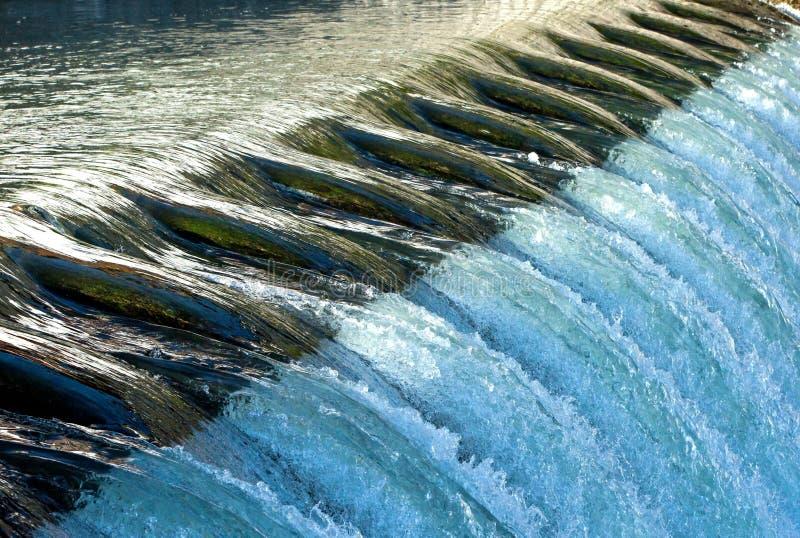 水,小河,挥动 免版税图库摄影
