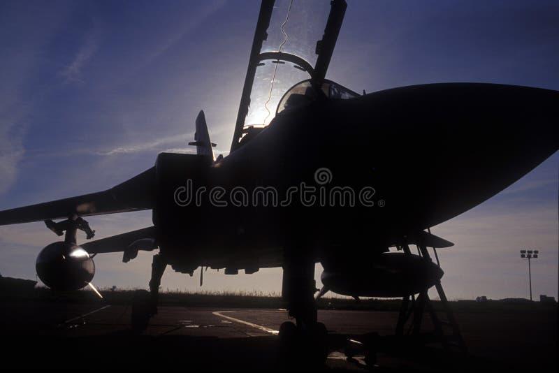 001个航空器 免版税库存图片