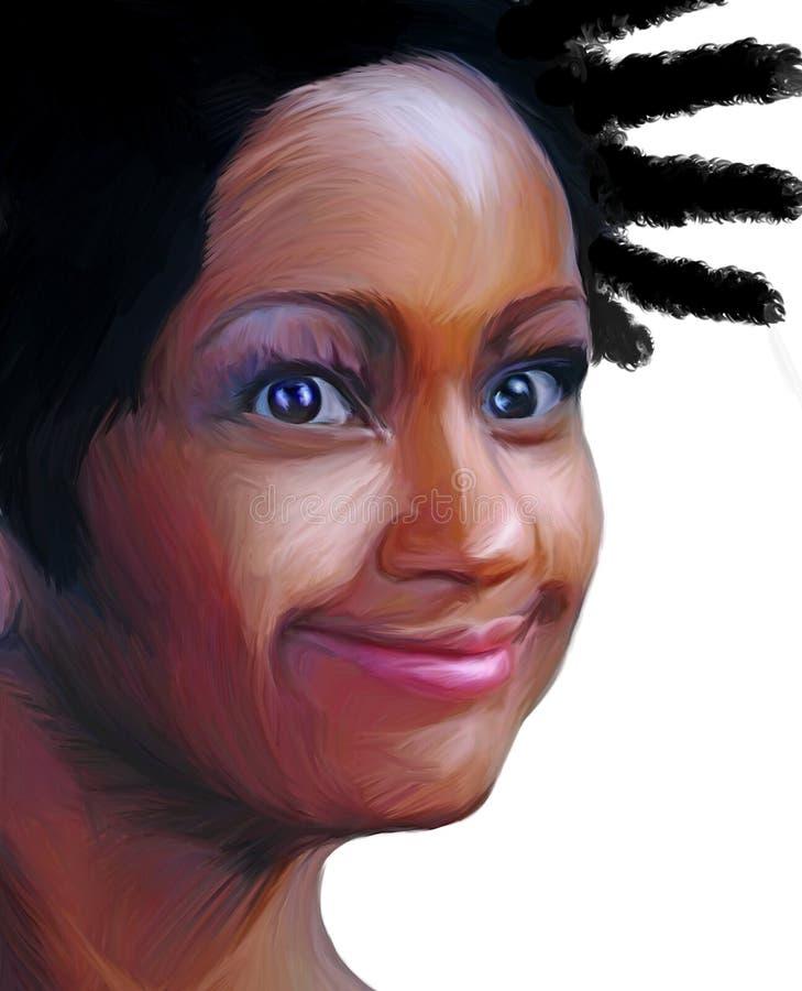 Download 001 Galna Illustrerade Folk För Alittle Stock Illustrationer - Illustration av tecknat, teckning: 229878