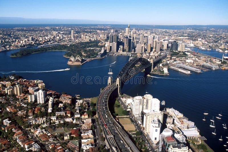 002 Sydney harbour obrazy stock