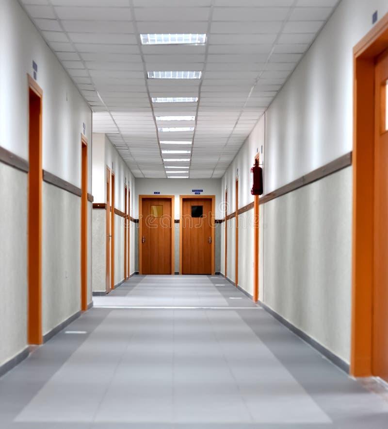 0027 korytarz zdjęcie stock