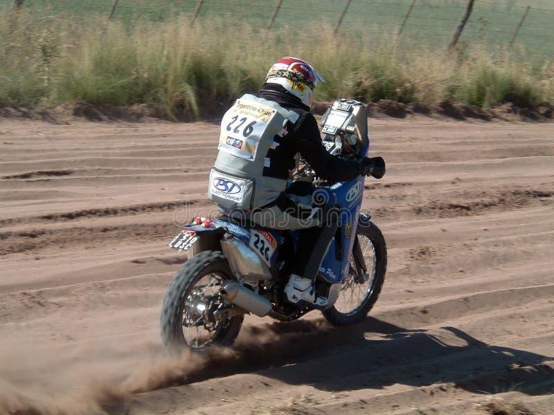 003 2009年阿根廷智利达喀尔 图库摄影