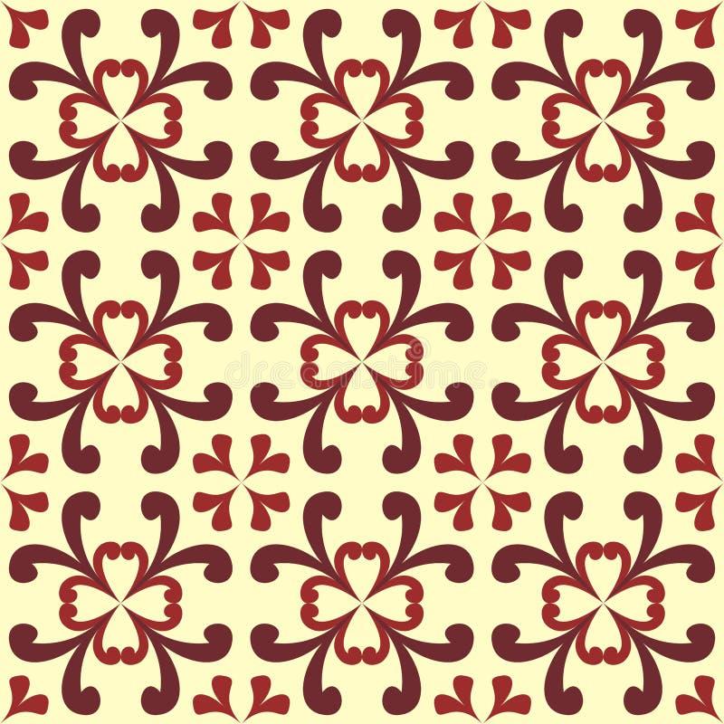 003 ornamentów schematu ilustracja wektor
