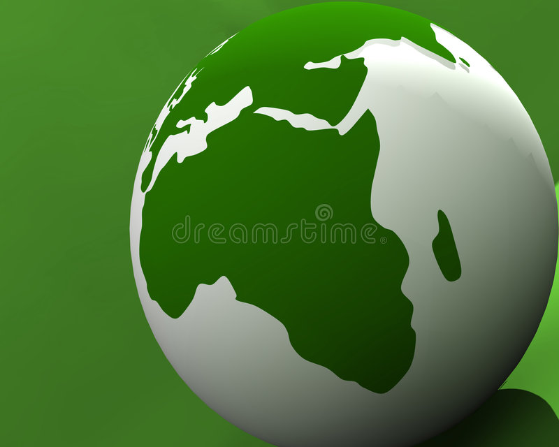 004地球 免版税库存照片