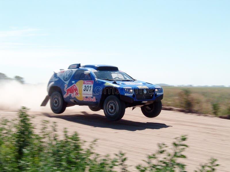 004 Argentine Chili Dakar photographie stock