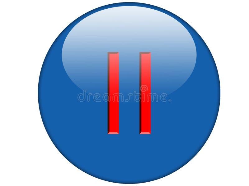 005 przycisk ilustracja wektor