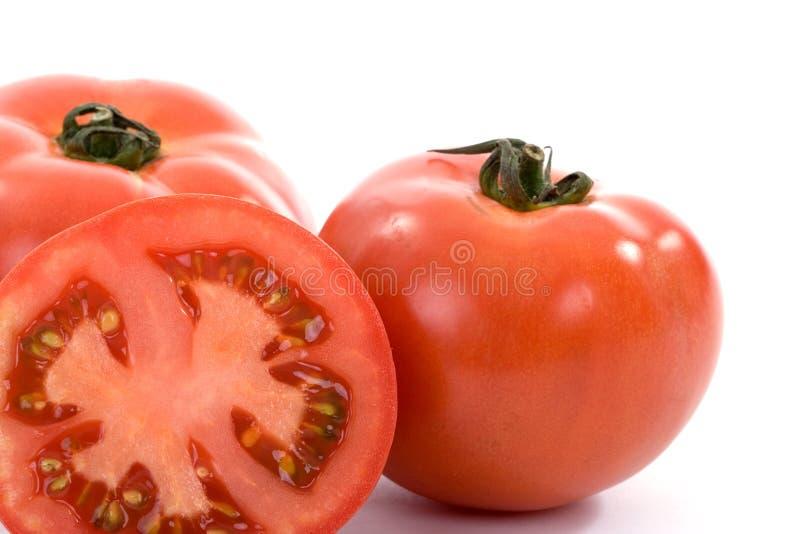 01个蕃茄 图库摄影