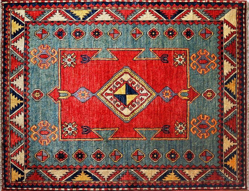 01地毯 免版税库存照片
