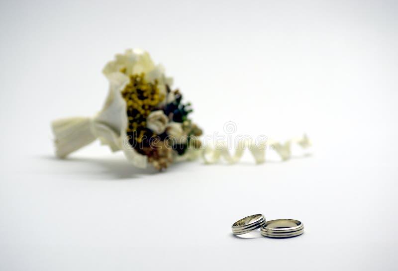 01婚姻 免版税库存照片