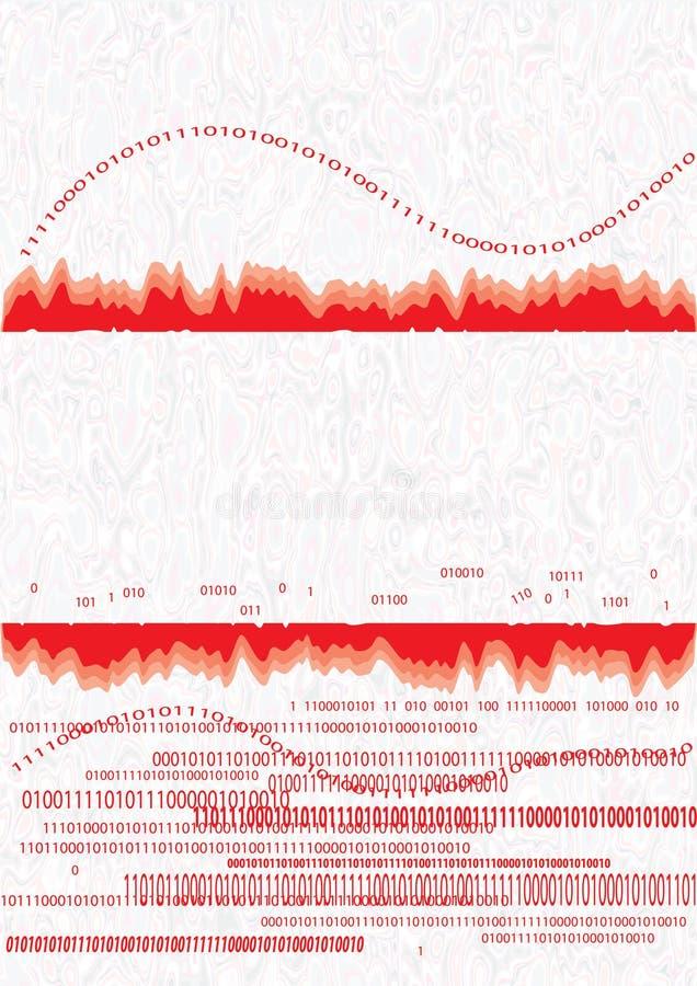 01抽象eps技术 向量例证
