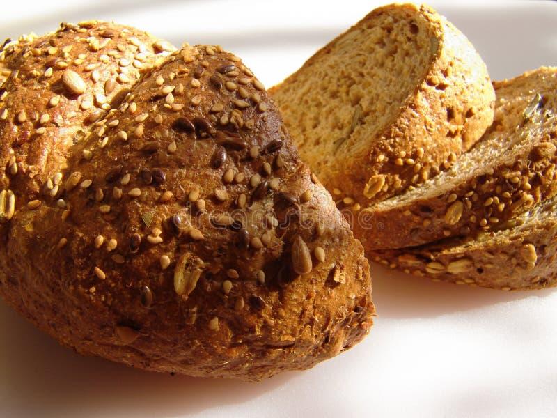 01面包 免版税库存照片
