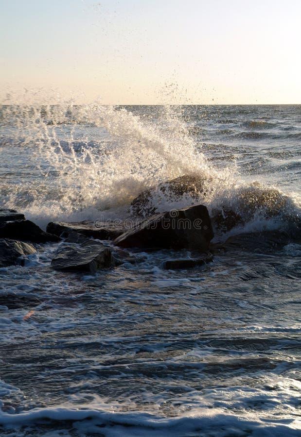 01 κύματα στοκ εικόνες με δικαίωμα ελεύθερης χρήσης