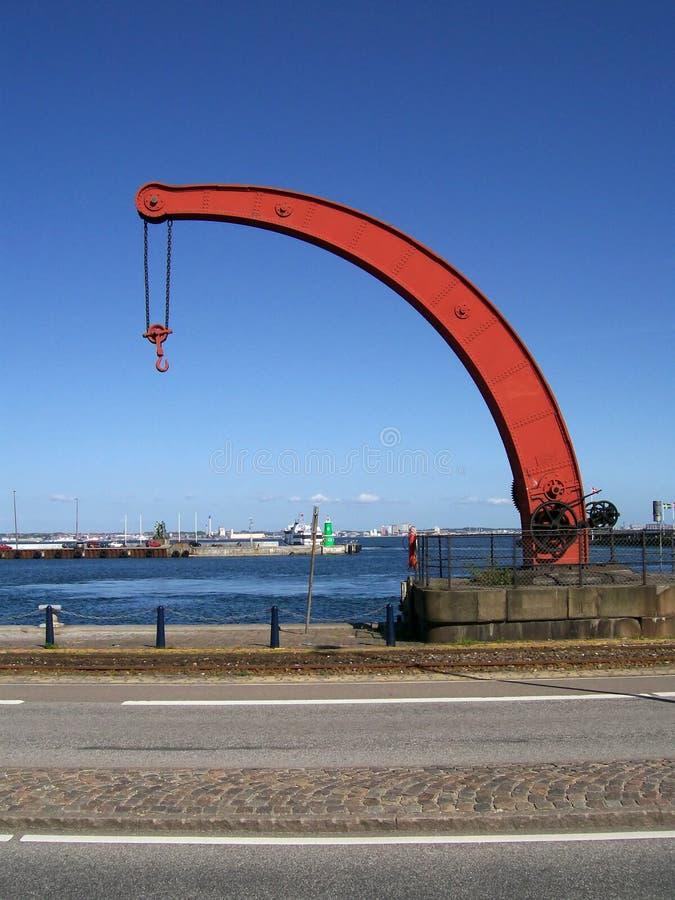 01 λιμάνι helsingor στοκ εικόνα με δικαίωμα ελεύθερης χρήσης