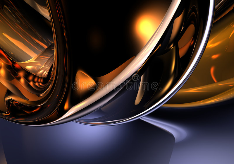 01 abstrakta ciemności tła - pomarańczowe ilustracji