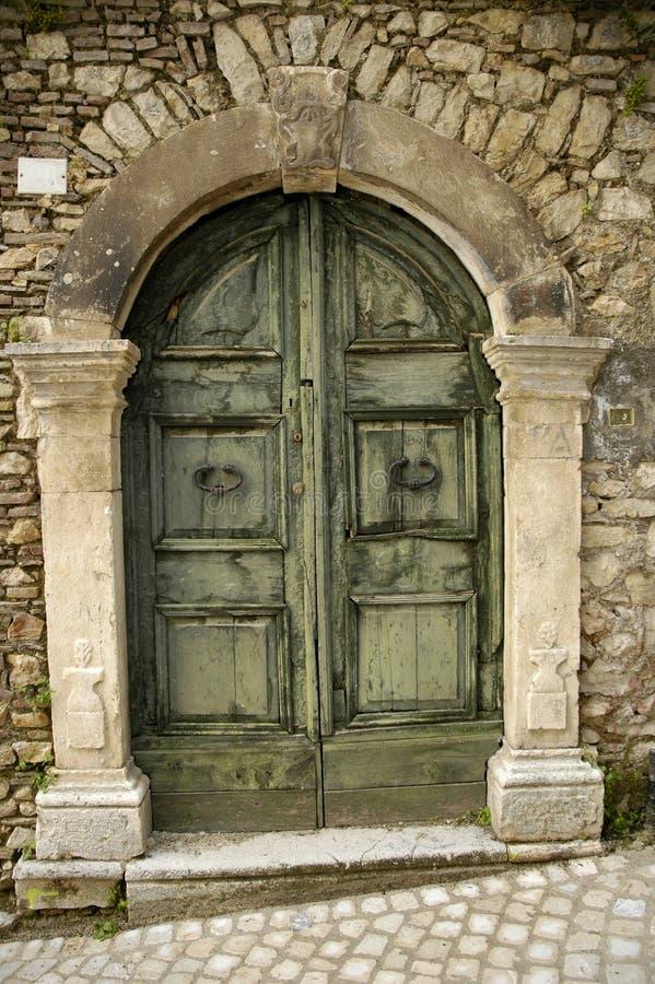 01 drzwi fotografia stock