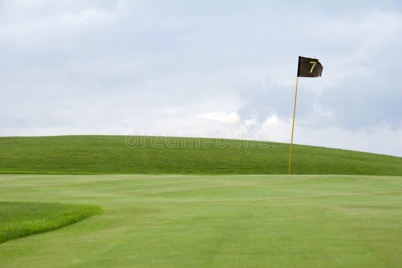 Download 01 golfa green obraz stock. Obraz złożonej z golf, flaga - 1065943