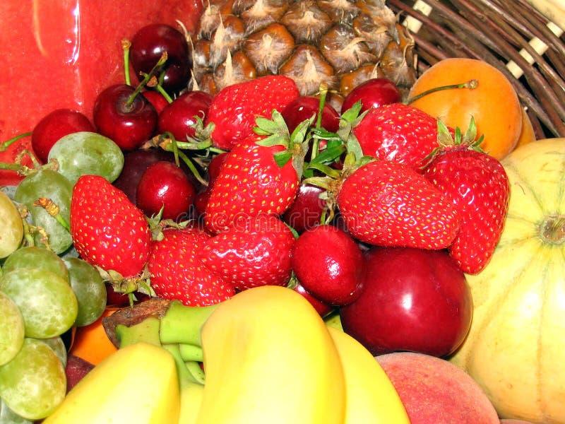 01 owoców zdjęcie stock