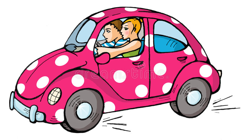 01 samochód ilustracji