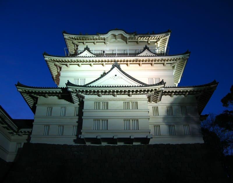 01 slott japan odawara royaltyfria bilder