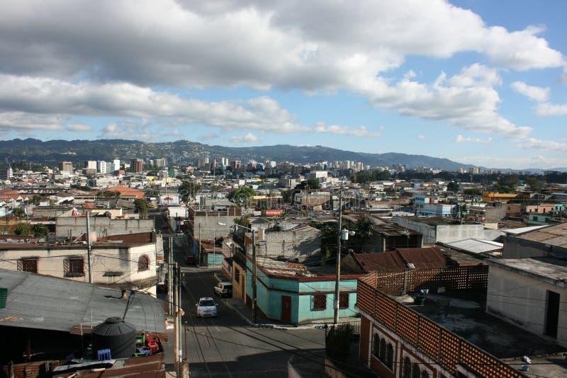 01 stad guatemala royaltyfria foton