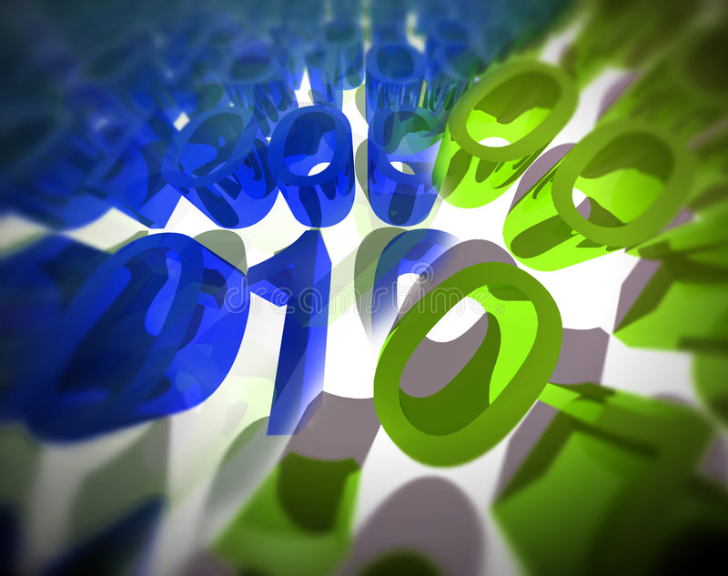 Download 01010011 stock illustration. Image of binary, numerationsystem - 3587427