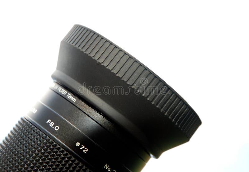 02个透镜镜子 库存照片