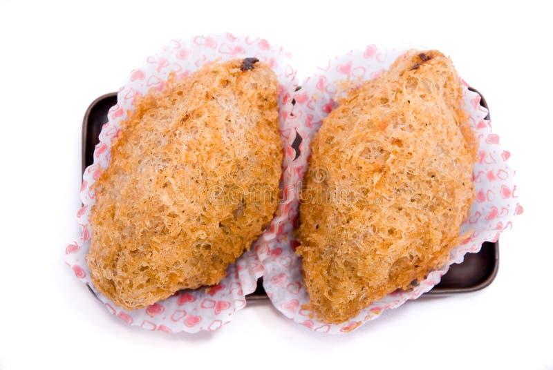 02个酥脆吹系列薯类 免版税库存照片