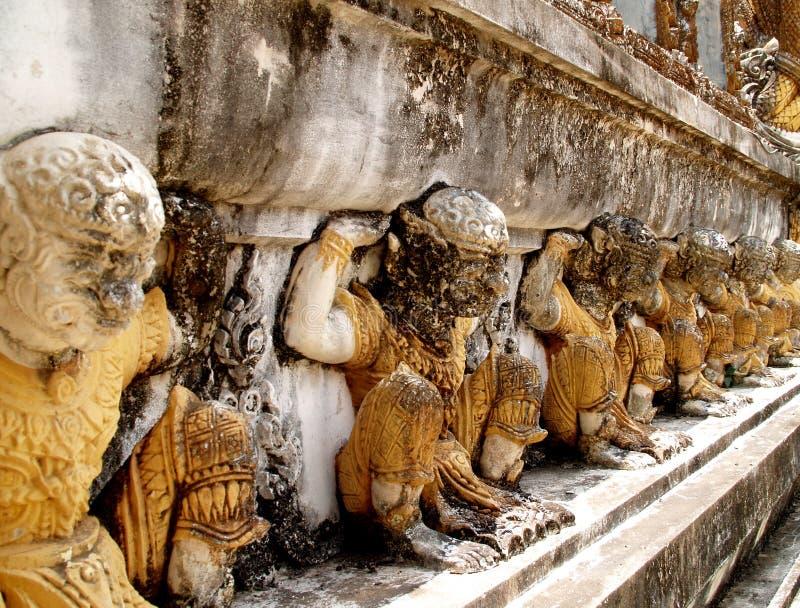 02艺术泰国 免版税图库摄影