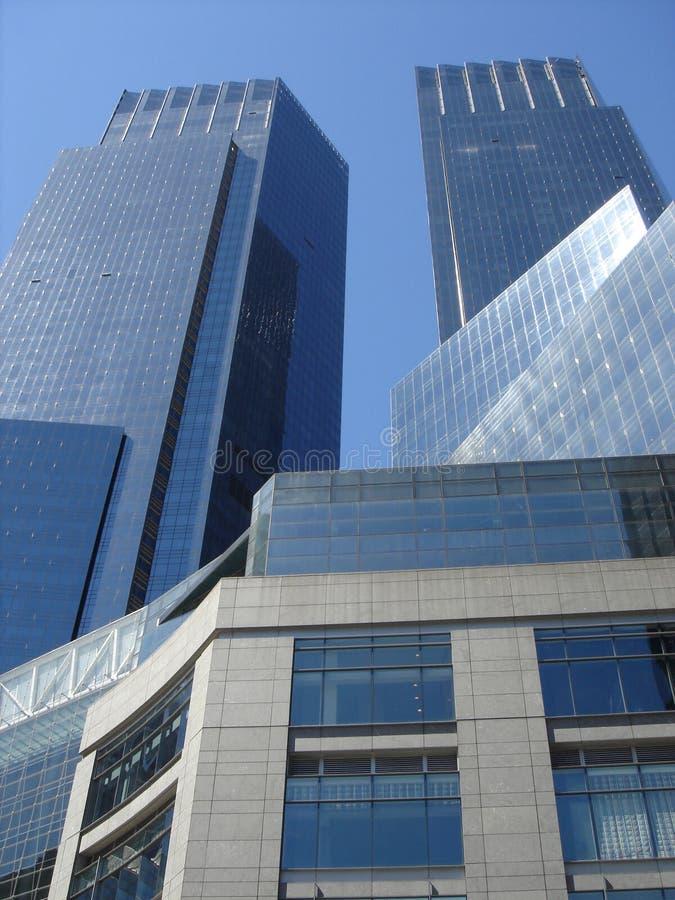 02 ουρανοξύστες στοκ εικόνες με δικαίωμα ελεύθερης χρήσης