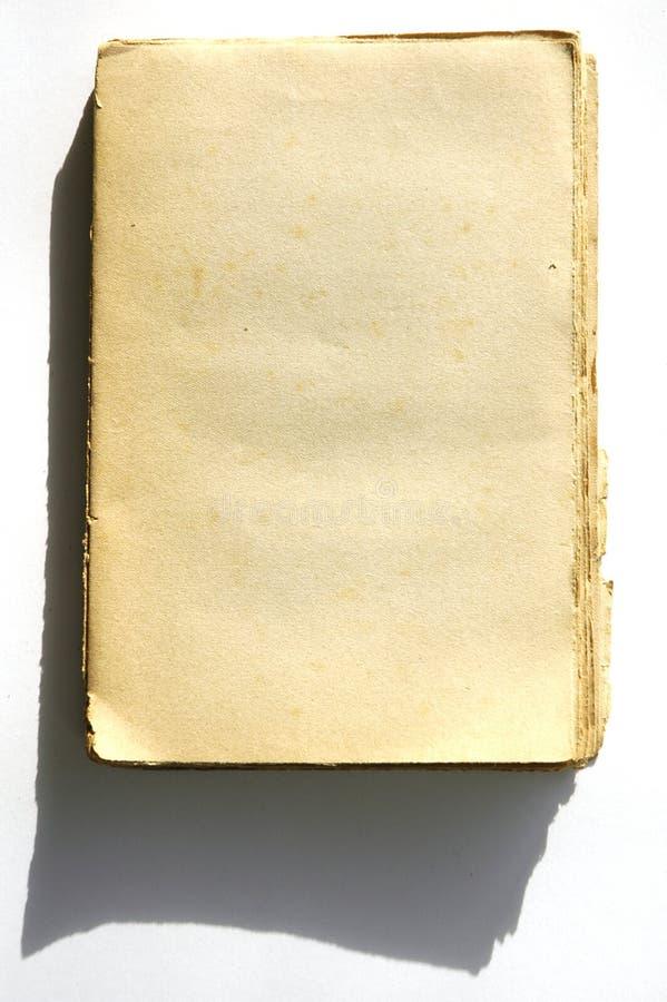 02老纸张 免版税库存图片