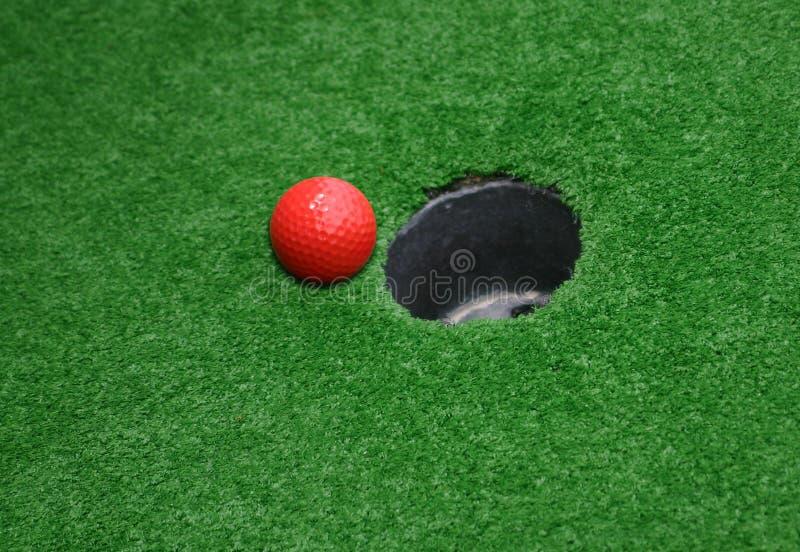 02 golfów miniatura zdjęcie stock