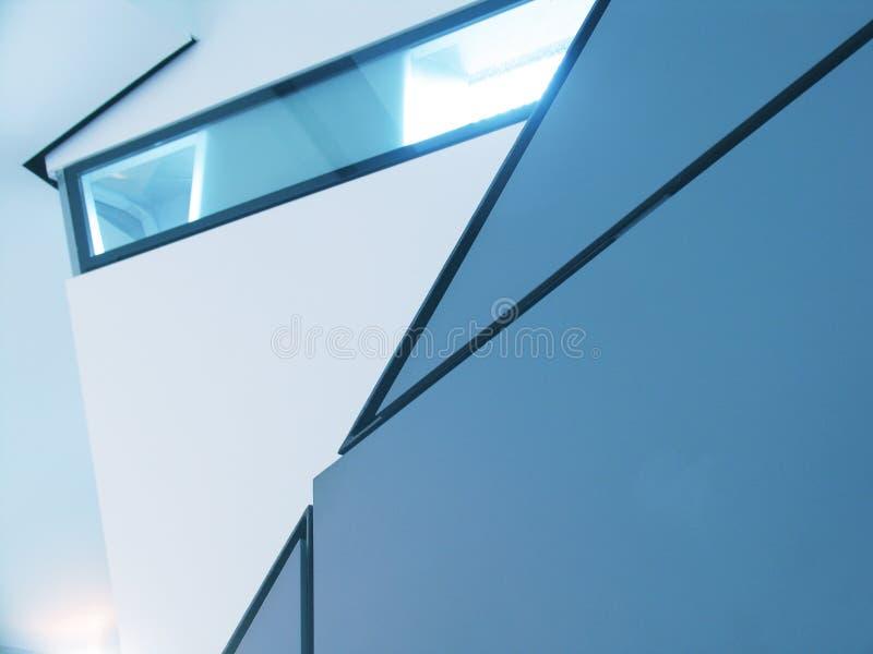 02 Inomhus Linjer Spelrumfönster Arkivfoto