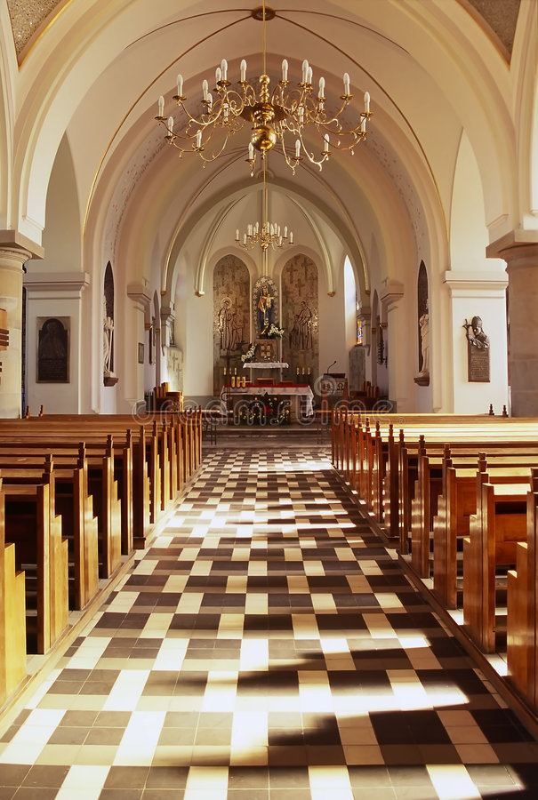 02 kościoła fotografia royalty free