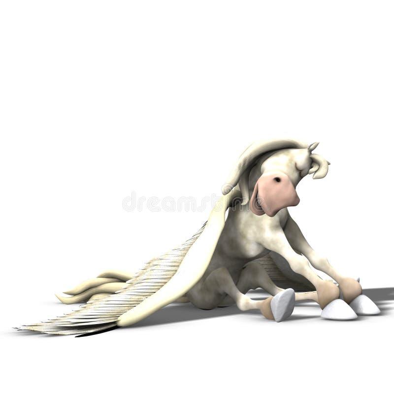 02 tumblewings διανυσματική απεικόνιση