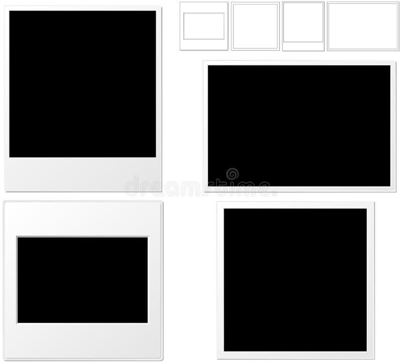 022006个框架照片 向量例证