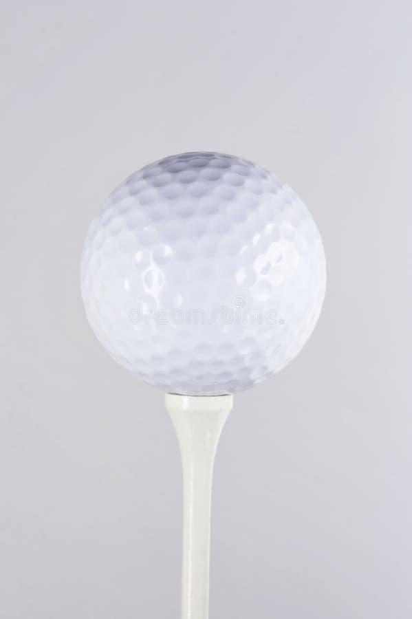 03个高尔夫球发球区域 免版税库存图片