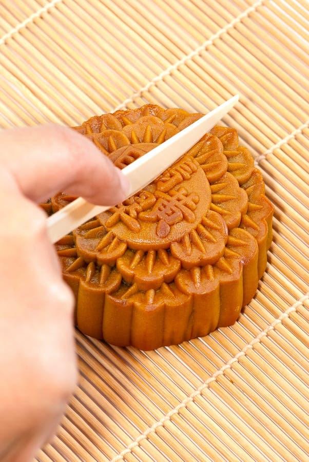 03个mooncake系列 免版税库存图片