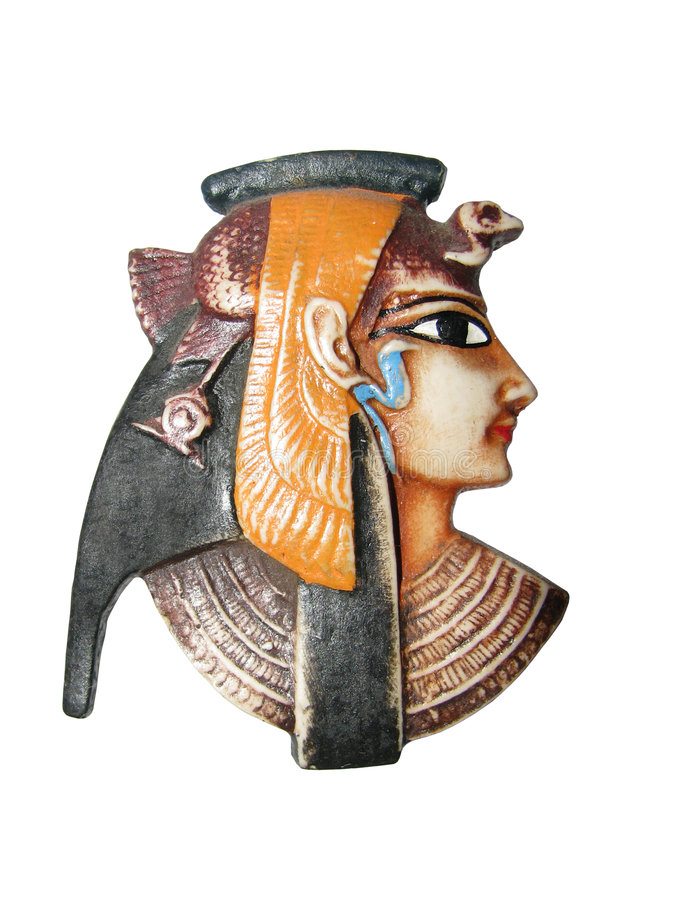 03埃及人纪念品 免版税库存照片