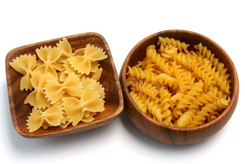 03多种意大利面食 库存图片
