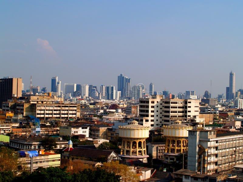 03曼谷视图 库存图片
