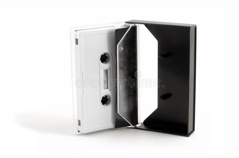 03音频音乐磁带 免版税库存照片