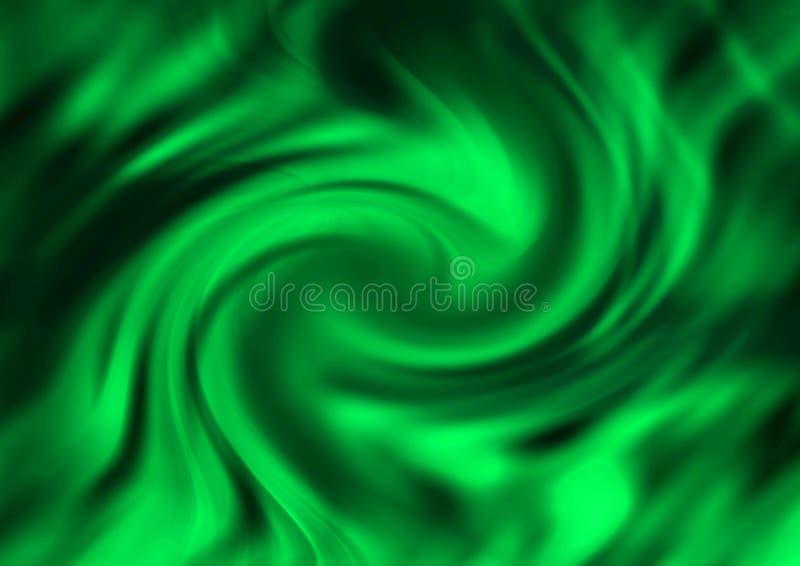03漩涡 向量例证