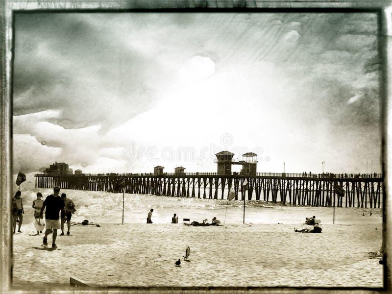 Παραλία-03 στοκ φωτογραφία με δικαίωμα ελεύθερης χρήσης